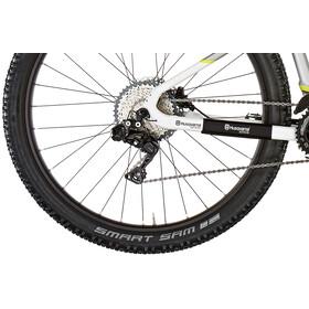 """Husqvarna LC4 E-mountainbike 29"""" hvid/sølv"""
